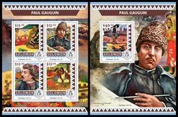 SOLOMON Isl. 2016 - Paul Gauguin. M/S + S/S
