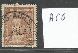 2PE30--  PERFIN.   ARGENTINA,,  PERFIN,   ACO - Argentina