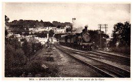 78 - HARDRICOURT --  Vue Prise De La Gare - Hardricourt