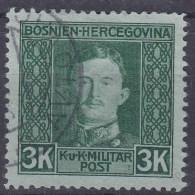 Austria Occupation Of Bosnia 1917 Mi#139 Used - Usados