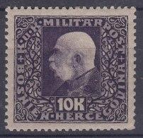 Austria Occupation Of Bosnia 1916 Mi#116 Mint Hinged