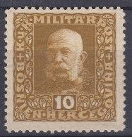 Austria Occupation Of Bosnia 1916 Mi#102a Mint Hinged