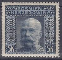 Austria Occupation Of Bosnia 1906 Mi#44 Mint Hinged - 1850-1918 Imperio