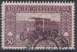 Austria Occupation Of Bosnia 1906 Mi#41 Used - 1850-1918 Imperio