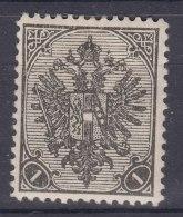 Austria Occupation Of Bosnia 1900 Mi#10 Mint Hinged