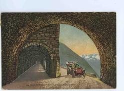 A 19432   -   Route Du Simplon  -  Galeried'hiver  -  Wintergallerie - VS Valais