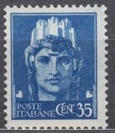 Italy 1929 Mi#306 X Sassone#250 Mint Never Hinged, Seems Like Inverted Watermark - 1900-44 Victor Emmanuel III