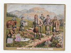 Prentje UNTLEY & PALMERS In The Highlands - Süsswaren
