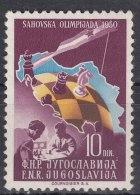 Yugoslavia Republic, Chess 1950 Mi#619 Mint Never Hinged - 1945-1992 Socialistische Federale Republiek Joegoslavië