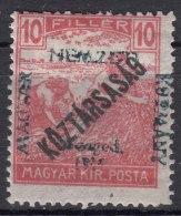 Hungary Szegedin Szeged 1919 Mi#31 Mint Hinged - Szeged