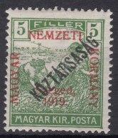 Hungary Szegedin Szeged 1919 Mi#29 Mint Hinged - Szeged