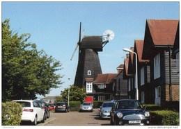 Postcard - Whitstable Borstal Hill Windmill, Kent. SMHWM06 - Molinos De Viento