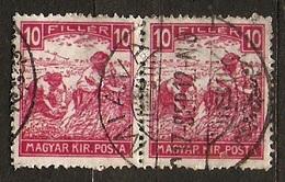 Hungary 1916 Mi 186 Miava