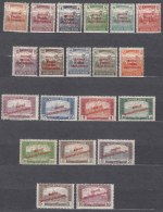 Hungary 1919 Mi#266-285 Mint Hinged