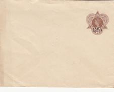 Postwaarde Envelop 12 1/2 Op 15 Cent