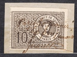 France Nice Revenue Stamp - Fiscaux