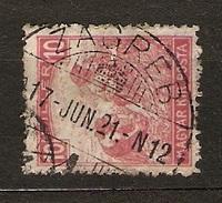 Hungary 1916 Mi 186 Zagreb