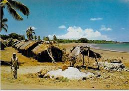 CPSM CPM  10 X 15 Mayotte Les Comores Non Circulé Moheli - Mayotte