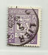 Timbre Belgique Antituberculeux   N° 242 -  50c + 5c Oblitération Lier - Belgium