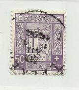 Timbre Belgique Antituberculeux   N° 242 -  50c + 5c - Belgium