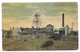 CPA Australie Australia Victoria Bendigo  Gold Mines Mine Or New Moon Eaglehawk écrite 1907 - Bendigo