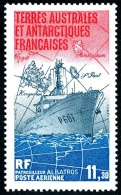 TAAF 1984 - Yv. PA 84 ** TB  Faciale= 1,72 EUR - Bateau Patrouilleur Albatros  ..Réf.TAF20567