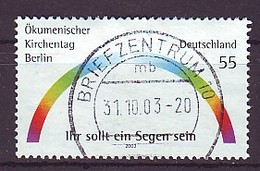 BRD - 2003 - MiNr. 2341 - Gestempelt - Used Stamps