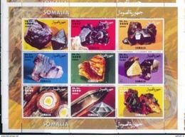 Somalie Minerals Minéraux