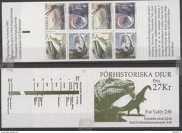 Suède Dinosaur Dinosaures Booklet