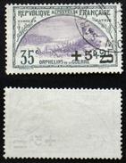 N° 166 ORPHELIN Oblit TB Cote 16,50€