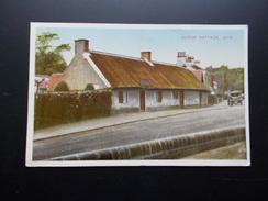 AYR  Burn'Cottage  1920/30 - Ayrshire