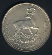 Thailand, 100 Baht 1974, WWF, Silber, UNC - Thaïlande