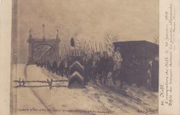 Cpa -illustrateur Massia Bibikoff--allemagne-occupation De Kehl 30 Janvier 1919-defile Des Troupes - Illustrators & Photographers