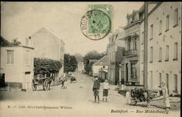 Boitsfort - Rue Middelbourg // ANIMATION SPLENDIDE