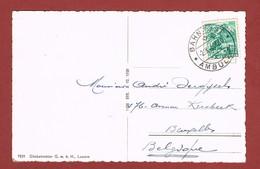 Bahnpost Ambulant Stempel Auf Postkarte 1923?