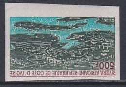 Cote D'Ivoire P.A. N° 51 Nd XX : Riviera Africaine, Non Dentelé, Sans Charnière, TB_