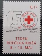 Slovenia ,2016, Mi: ZZ 78A (MNH) - Slovenia