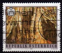 ÖSTERREICH 1991 - Naturschönheiten / Tropfsteinhöhle Eisenkappel - ANK 2054 - Natur