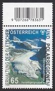 ÖSTERREICH 2009 ** Erhaltung Der Gletscher Und Polarregionen / Venedigergruppe - MNH