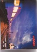 Marklin - Catalogue 1997-98 - Livres Et Magazines