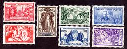 Océanie  N°121/27 N* TB Cote 61 Euros !!! - Océanie (Établissement De L') (1892-1958)