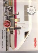Marklin - Catalogue 1991-92 - Livres Et Magazines
