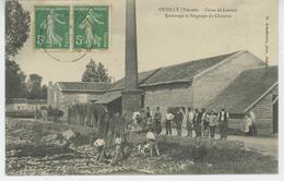 OUZILLY - USINE DE LAUNAY - Rouissage Et Peignage Du Chanvre - Other Municipalities