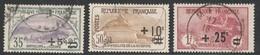 France Yvert 166/68 *avec Charnière Bon Centrage TB Sans Défaut Cote EUR 80+ (numéro Du Lot 221LB)