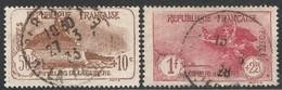 France Yvert 230/31 *avec Charnière TB Sans Défaut Cote EUR 63 (numéro Du Lot 222LB)