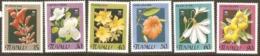 Tuvalu 1990  SG 584-9 Flowers Unmounted Mint