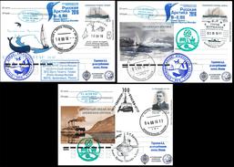 "Russia 2016. REGIONAL STUDIES EXPEDITION ""ARCTIC RUSSIAN-2016"" (ARHIPILAGI ARCTIC) NEW EARTH - Franz Josef Land - Polar Ships & Icebreakers"