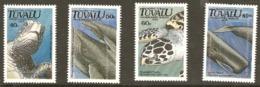 Tuvalu 1991  SG 605-8 Endangered Species Unmounted Mint