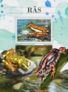 Mozambique. 2016 Frogs. (513b)
