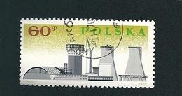 N° 1517 Industrie Chimique (sans Vignette)   Timbre   Pologne Oblitéré/neuf  Polska 1966